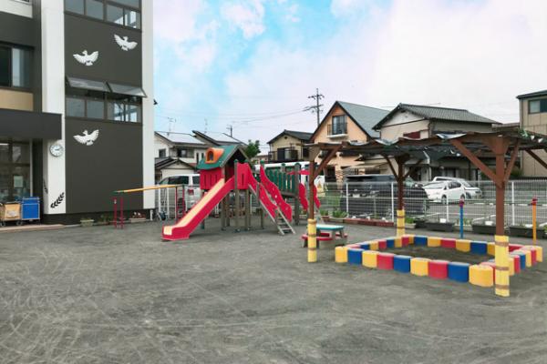老舗法人の新しいこども園!人材派遣の求人です。|静岡県静岡市駿河区 イメージ