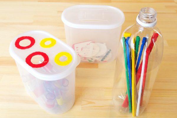 園児が夢中で遊ぶ♪ 簡単手作りおもちゃ0.1歳児向け イメージ