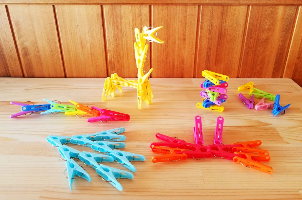 簡単手作りおもちゃ2歳児向け
