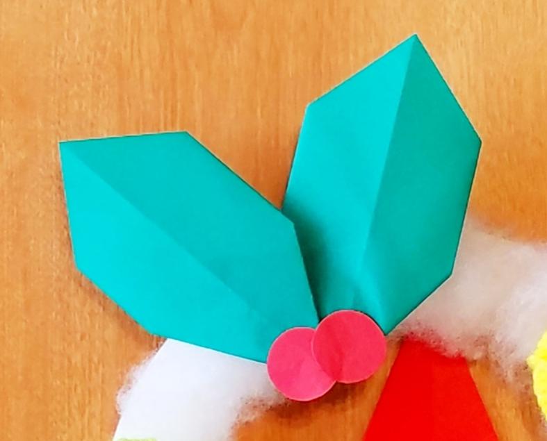 12月 保育園 製作 クリスマス