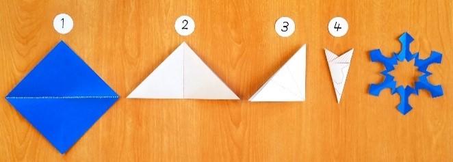 折り紙結晶