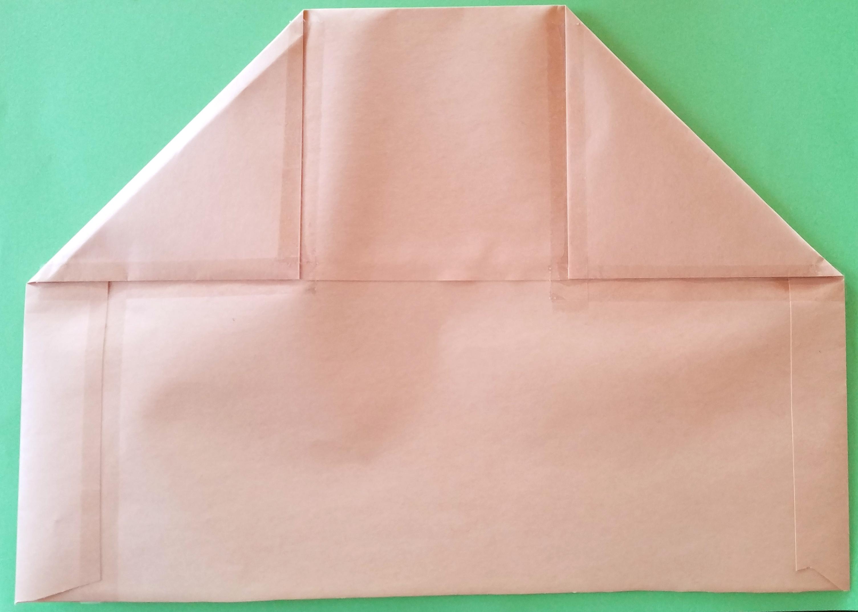 紙封筒製作