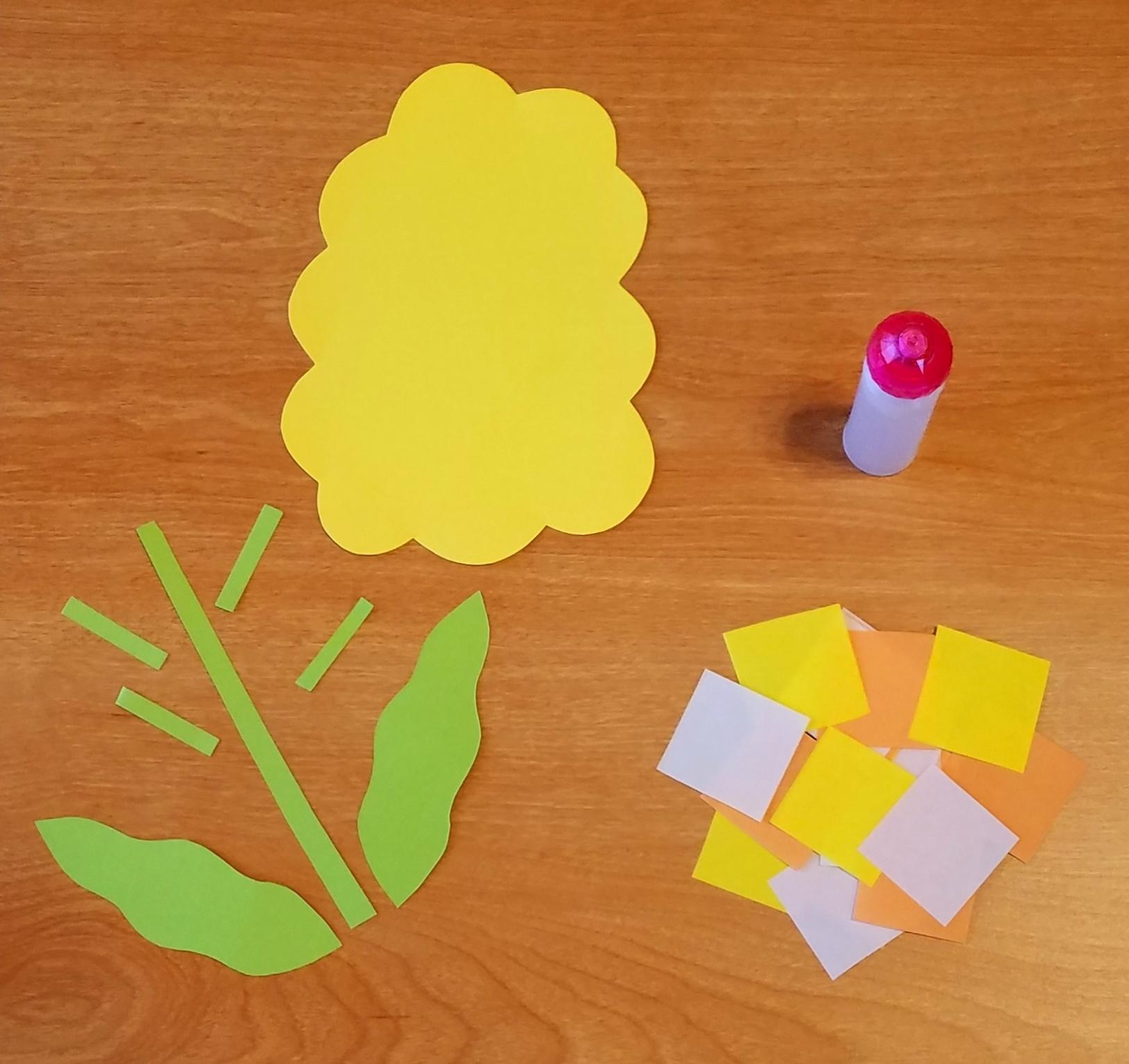 折り紙_製作_保育