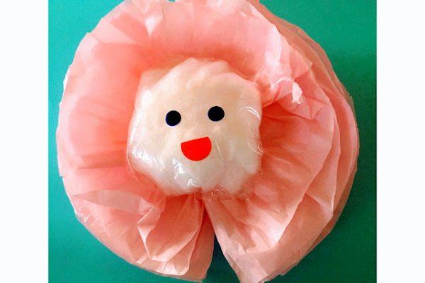 保育園4月製作 春の花・ちょうちょを作ろう イメージ