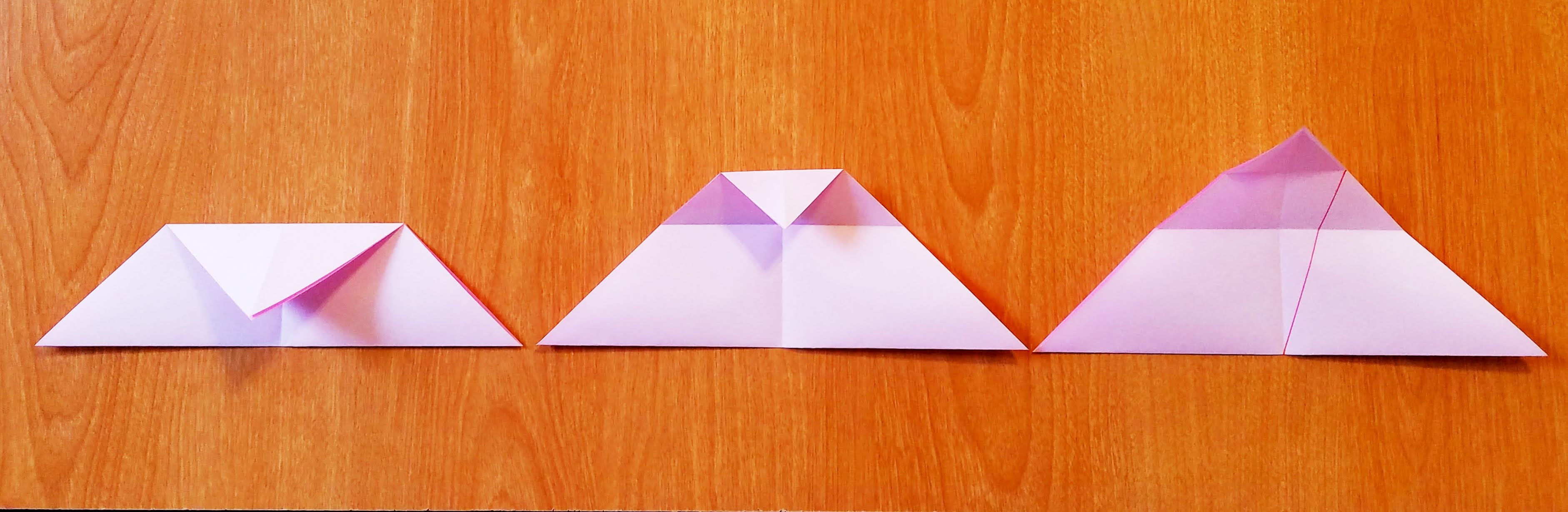 桜_折り紙_製作