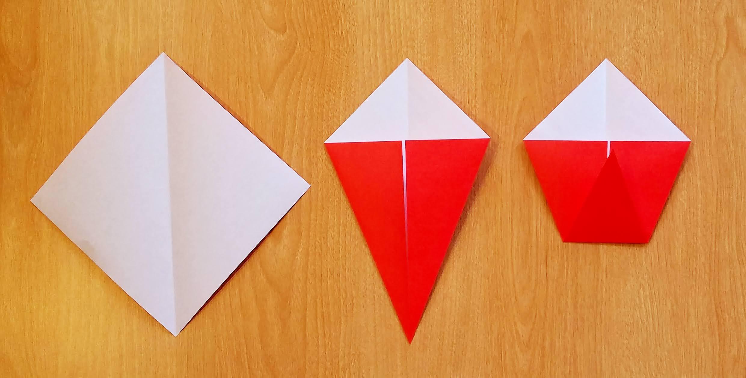 折り紙_いちご