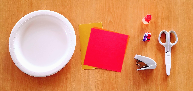 紙皿_製作