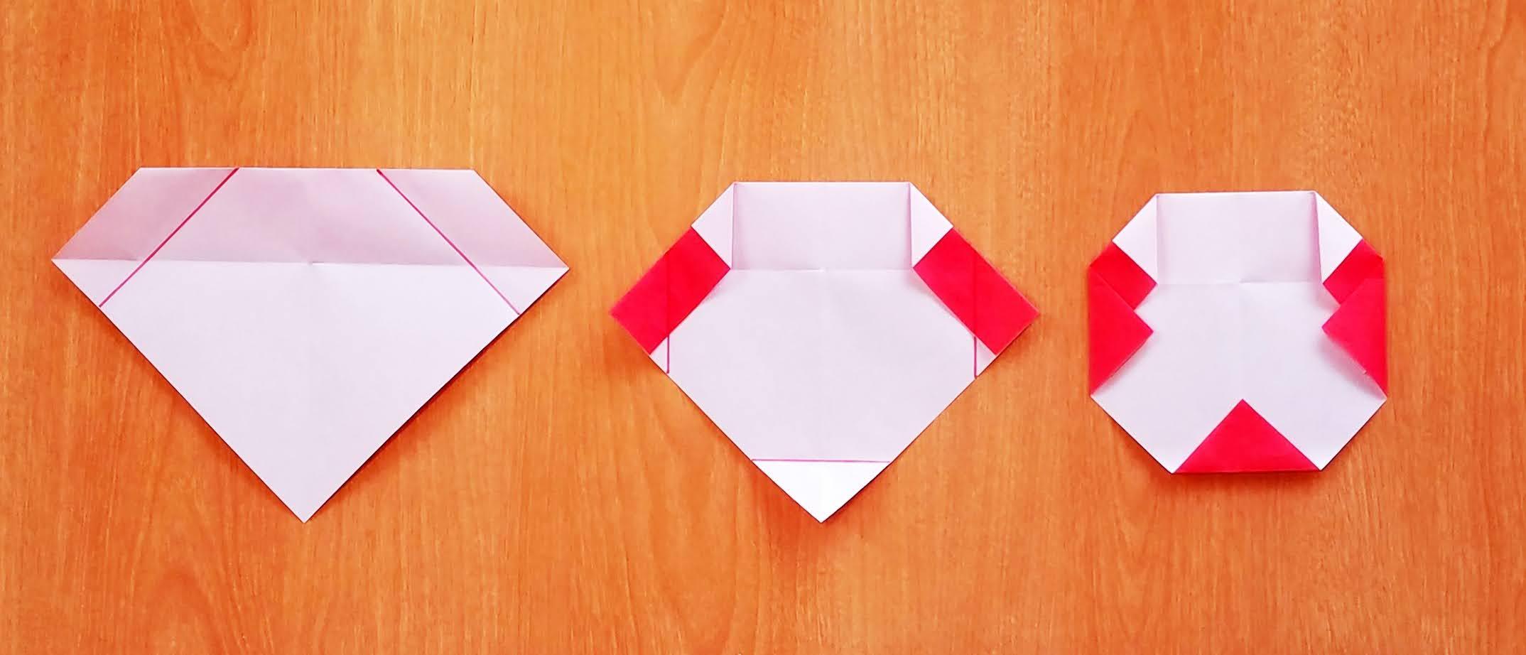 折り紙_てんとう虫