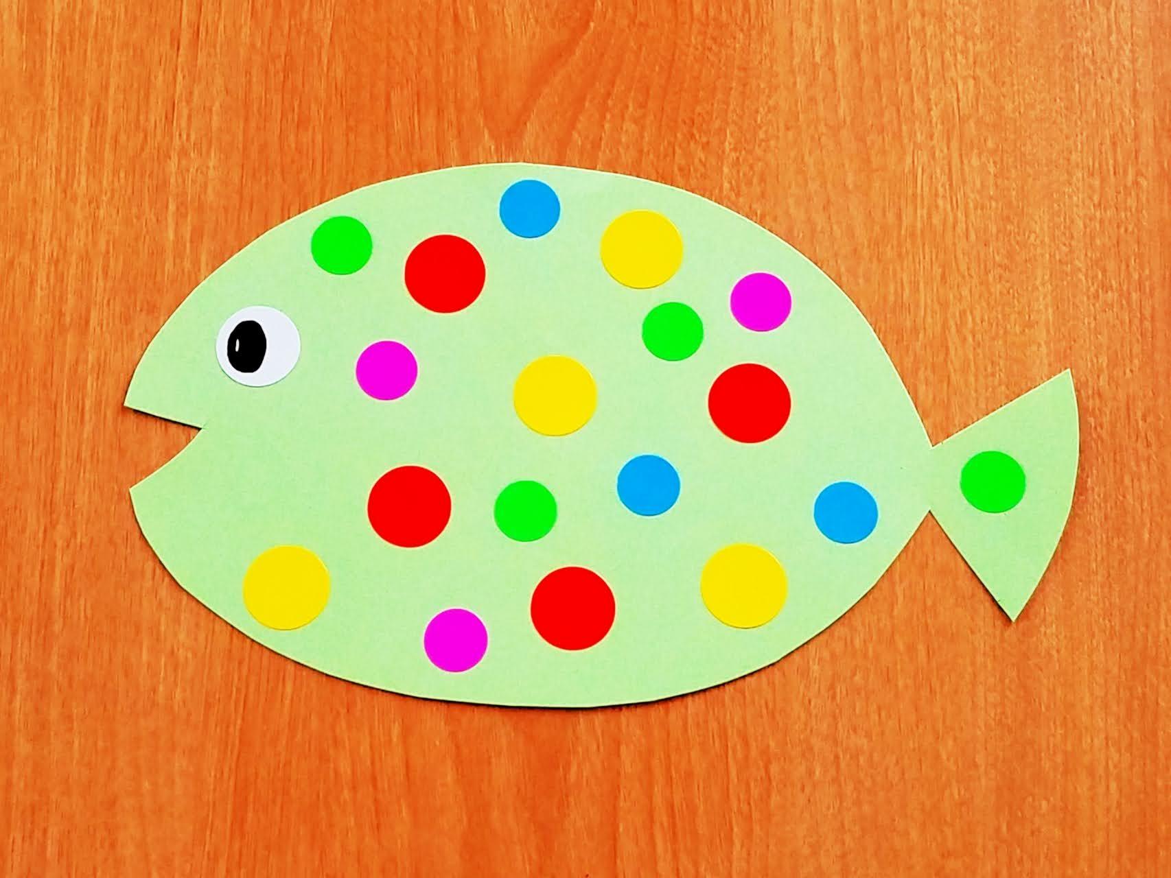1歳児‗2歳児‗保育製作‗魚