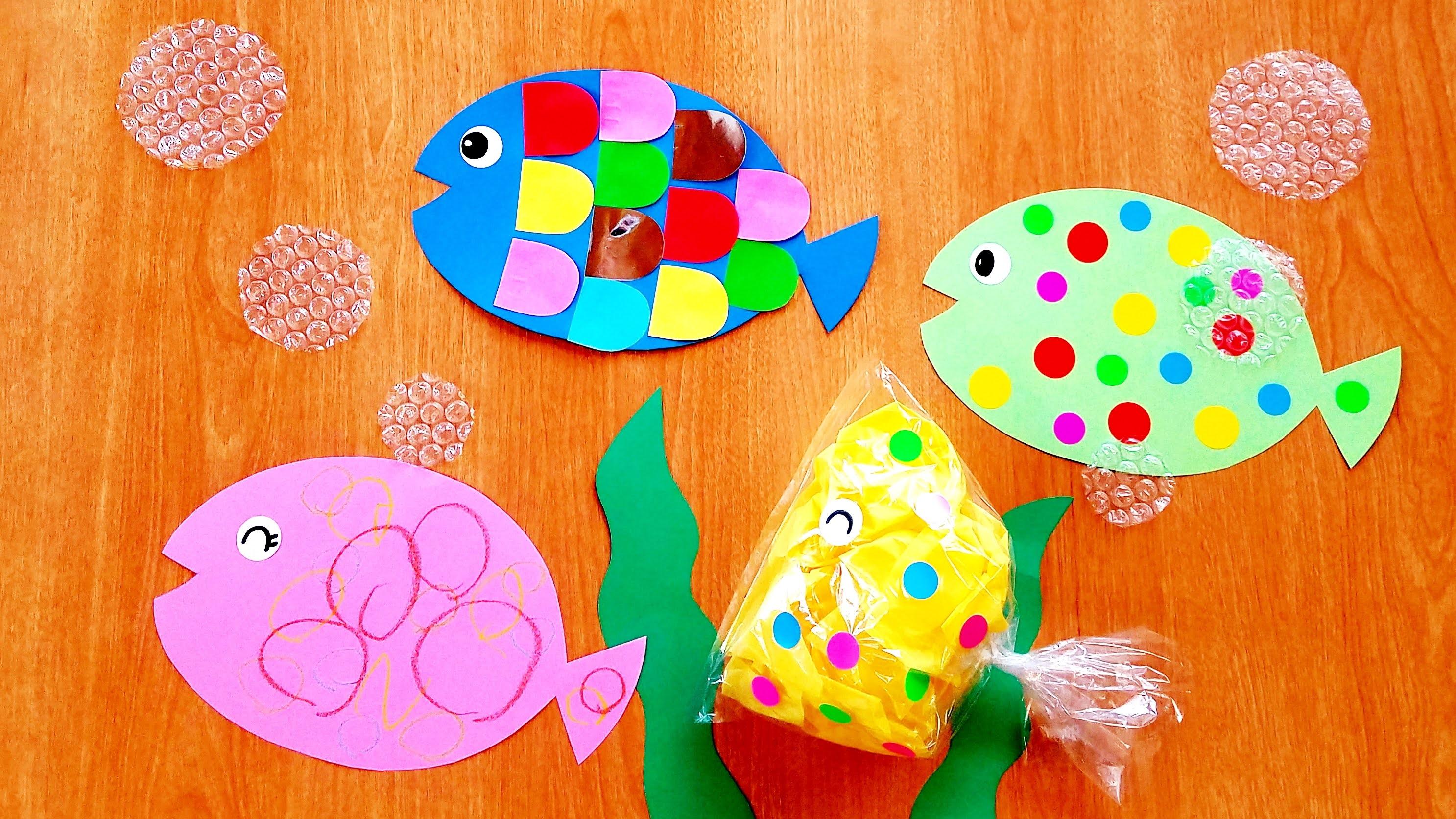 7月‗保育製作‗魚