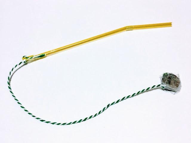 7月製作‗海の生き物‗釣り竿