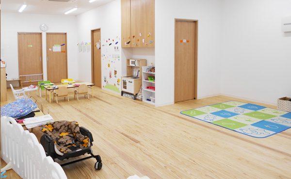 【正社員】<保育士>定員12名小規模認可保育園。働くママを応援する会社です|静岡県浜松市中区 イメージ