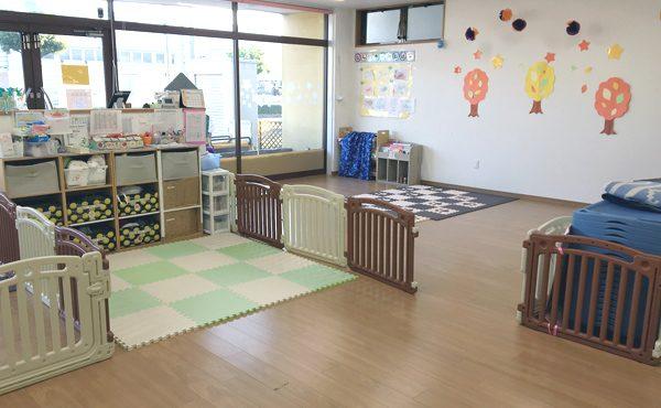 【紹介予定派遣⇒正社員】<保育士>定員12名小規模認可保育園。働くママを応援する会社です。まずは派遣からスタートで相性を確認できます|静岡県浜松市中区 イメージ